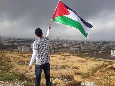پسر فلسطینی