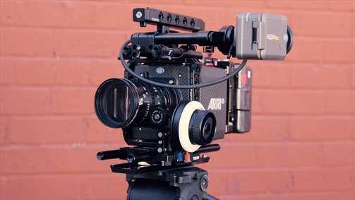 دوربین و پایه
