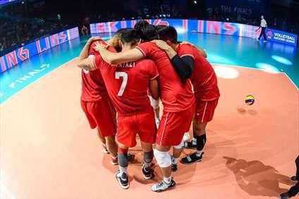 پنجمی تیم والیبال ایران