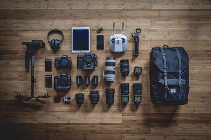 کیف دوربین عکاسی
