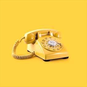 زردی تلفن
