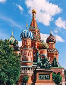 تصاویری از روسیه