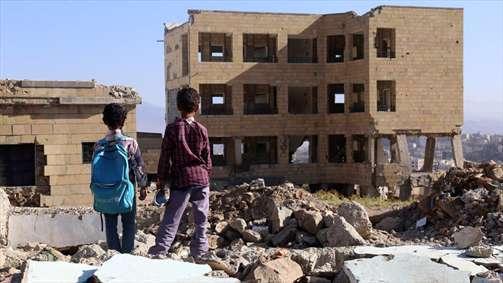 کودکان مظلوم یمن