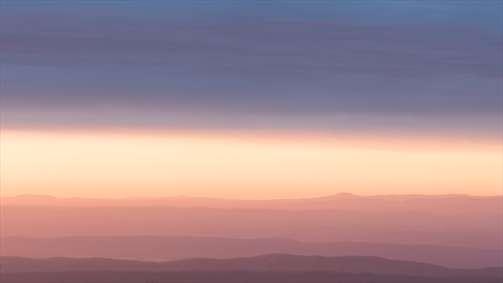 افق زیبا