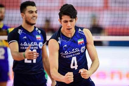 تیم ملی جوانان والیبال ایران