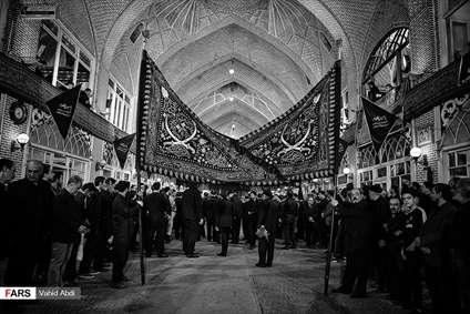سوگواری سوم شهادت امام حسین (ع) در تبریز
