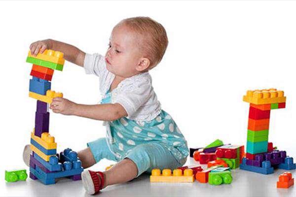 بازی، هوش کودک، بلوک سازی