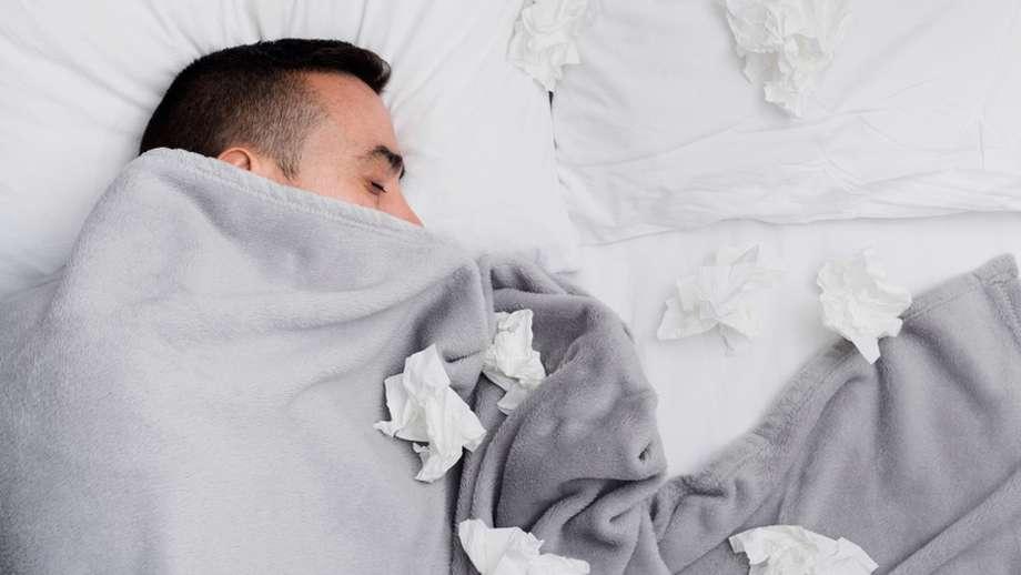 احساس خواب آلودگی در بیماری