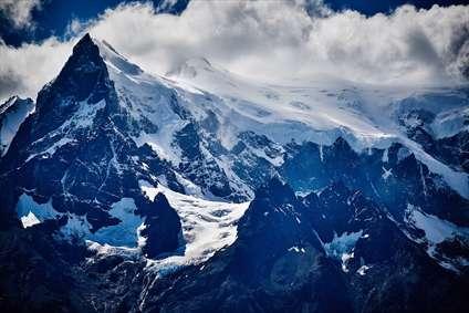 کوهستان آبی