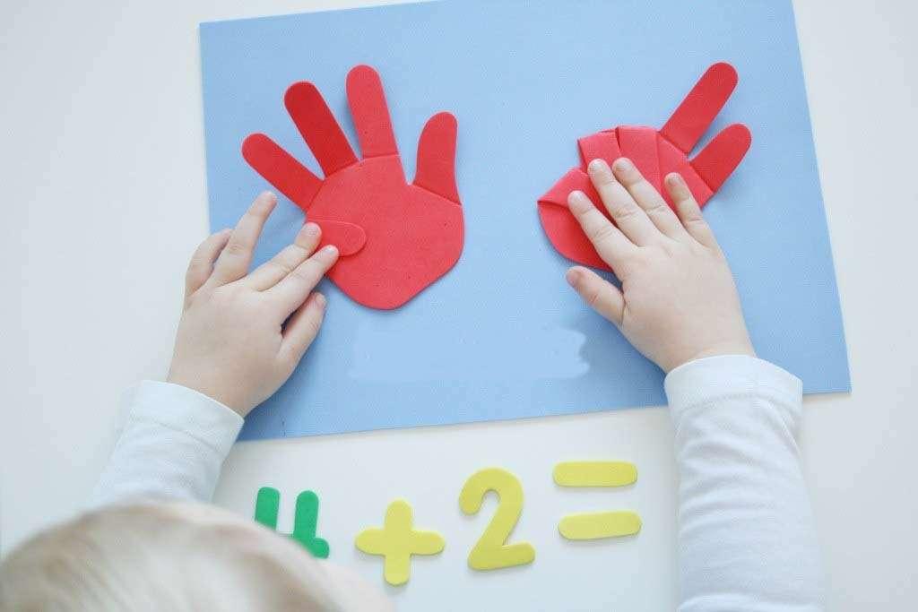 بازی، هوش کودک، بازی ریاضی