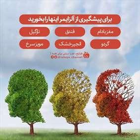 پیشگیری از آلزایمر