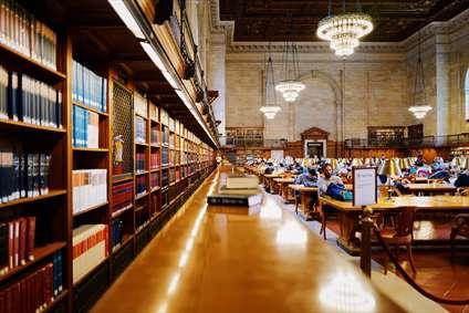 کتابخانه های بزرگ