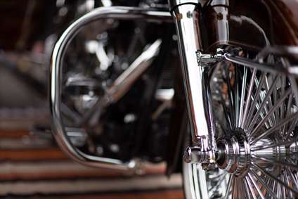 چرخ موتور
