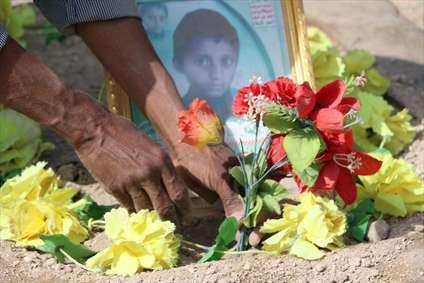 شهادت کودکان یمنی