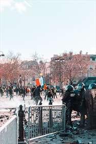 اعتراضات پاریس