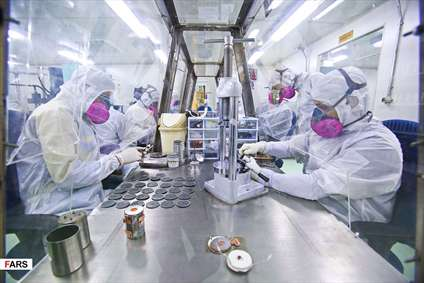 افتتاح خط تولید ذخیرهسازهای پیشرفته دفاعی