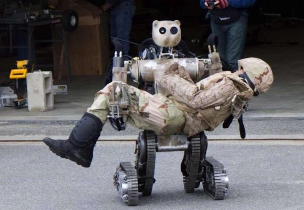هوش مصنوعی نظامی