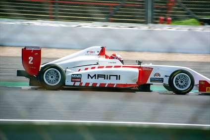 ماشین مسابقه