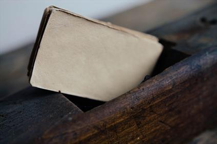 برگ کتاب