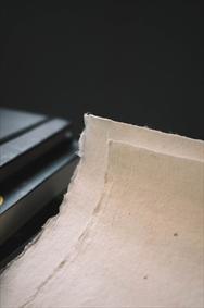 کاغذ دست ساز
