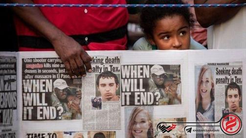 کودکان در آمریکا با ترس از وقوع تیراندازی به مدرسه می روند