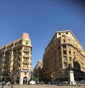 مرکز شهر قاهره