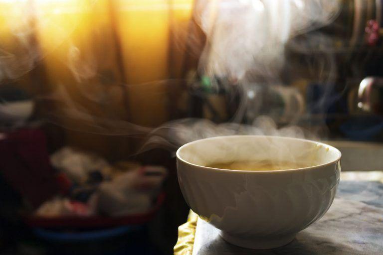 سوپ داغ