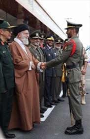 رهبری در دانشگاه افسری ارتش