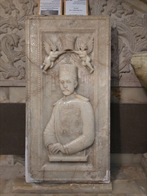 سنگ قبر های شاهان قاجار