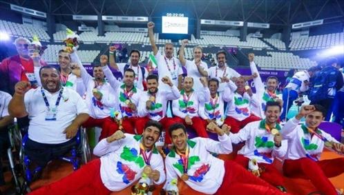 جایگاه نخست والیبال نشسته مردان ایران در دنیا، برای سیامین سال
