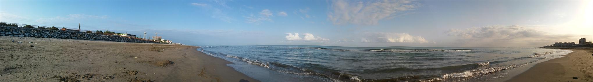 پانورامای ساحل