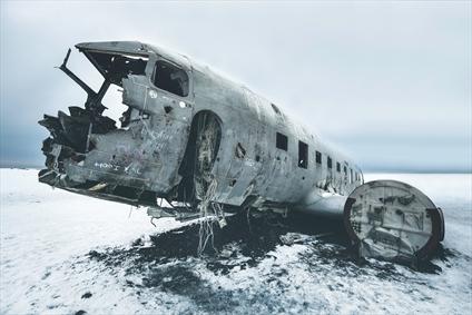 گورستان هواپیما