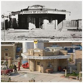 میدونید اولین پمپ بنزین ایران در چه سالی و در کدوم شهر ساخته شد؟