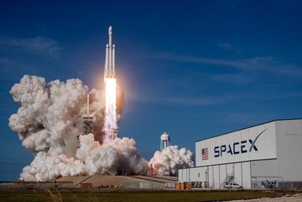 راکت های فضایی