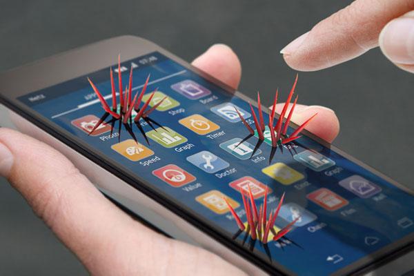ویروس موبایل