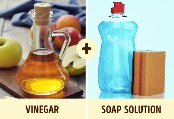 با مواد شوینده طبیعی خانه را ضد عفونی کنید