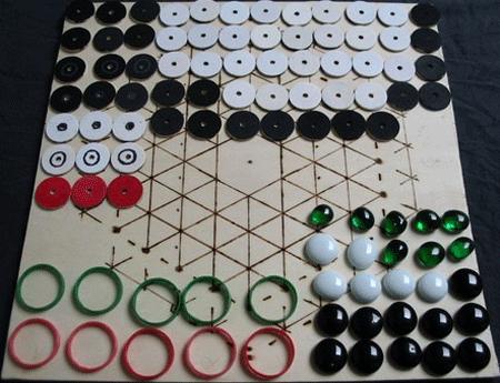 طراحی بازی رومیزی-جلسه هفتم
