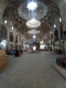 تیمچه فرش و بازار قجری قم