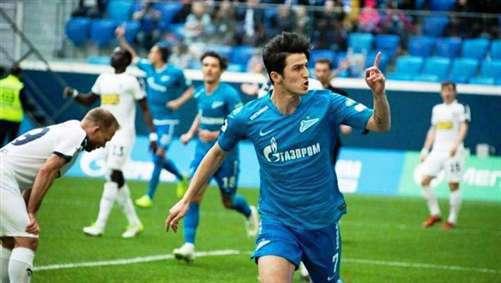 باشگاه زنیت به دنبال ۴۰ میلیون یورو در ازای فروش آزمون