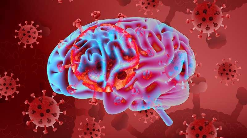 کووید 19 چه اثری بر مغز میگذارد؟