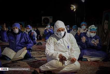 احیا در بیمارستان حضرت علی اصغر(ع) شیراز