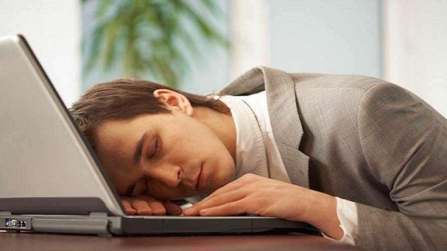 خستگی در محیط کار