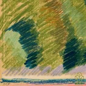 نقاشی علی گلستانه