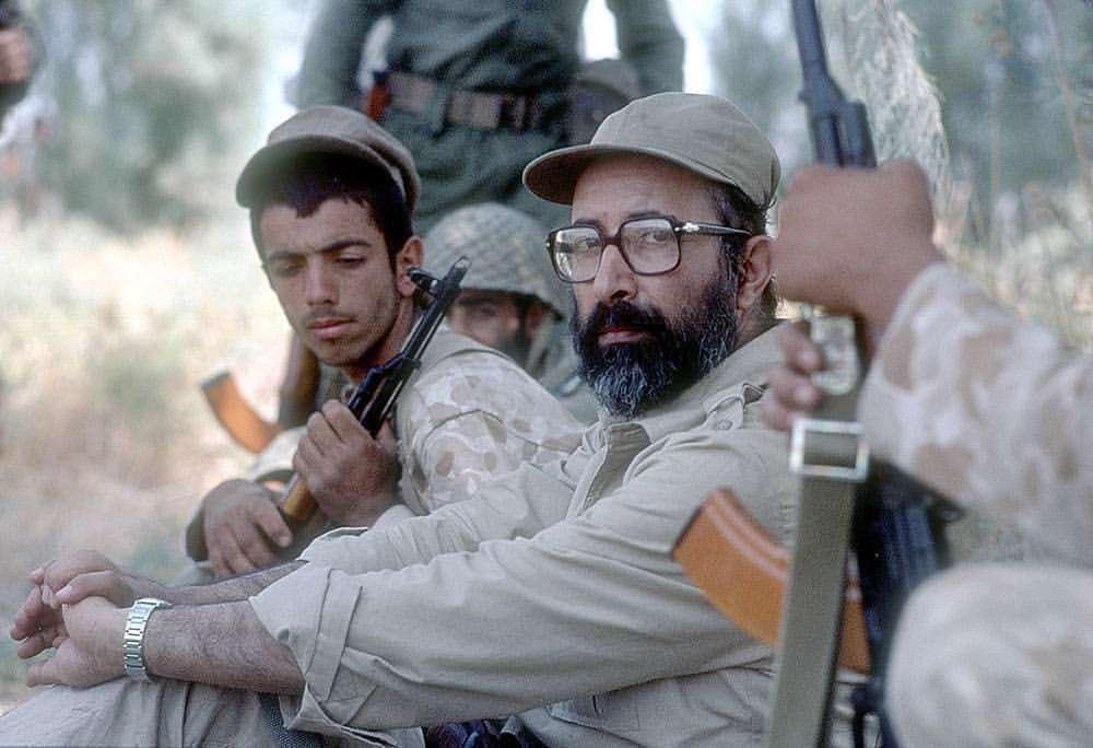 عکس شهید چمران