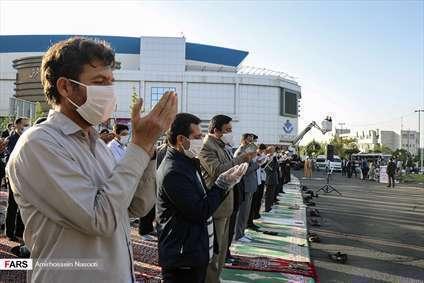 نماز عید فطر در استانها