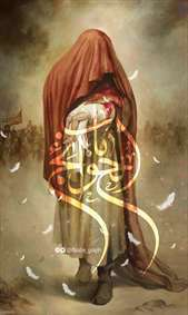 پوستر | حضرت علی اصغر علیه السلام