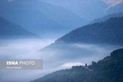 دهکده «اولسبلنگاه» در ماسال گیلان | پوریا پاکیزه