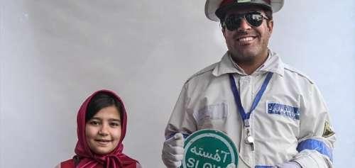 پرتره لبخند، از جنوب تا شمال تهران