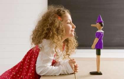چگونه راستگویی را به کودک یاد دهیم؟