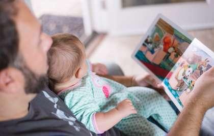 چطور کودکمان را به کتاب علاقهمند کنیم؟